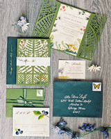 adele seth wedding michigan stationery