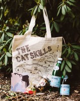 Catskills Tote Wedding Favor