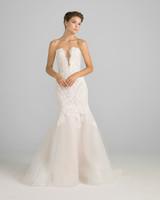 azul by liancarlo 2018 trumpet lace wedding dress