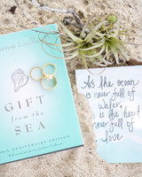 Beach Wedding Shower Themed Ideas