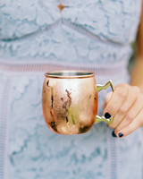 brittany alex wedding moscow mule