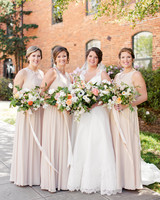 carey jared wedding bridesmaids
