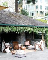 cassandra jason wedding outdoor lounge