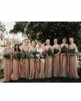 colleen pip wedding bridesmaids
