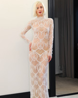 Sexy wedding dresses for brides who want to turn heads martha costarellos lace long sleeves sheer wedding dress spring 2018 junglespirit Gallery
