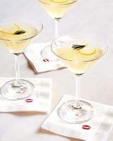daisy eugene wedding martinis