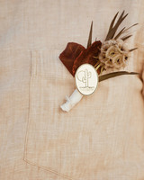 darcy matt wedding boutonniere
