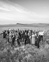 grant lance wedding africa group photo