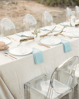 jeanette david wedding welcome dinner table place setting
