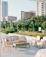 texas wedding lounge urban scenery