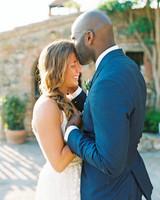 leila joel wedding first dance kiss