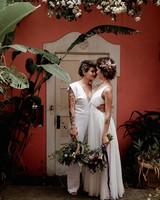 lgbtq bridal inspiration thrall photography
