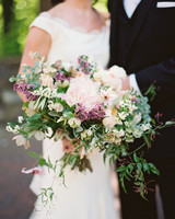 Pink Lilac Bouquet