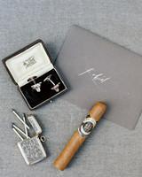 linda robert wedding groom gifts