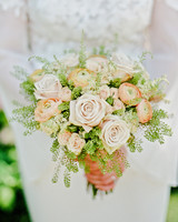 melissa michael wedding bridal bouquet