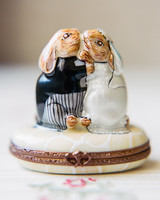 melissa michael wedding bunnies keepsake