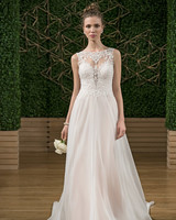 rebecca ingram ball gown wedding dress fall 2018