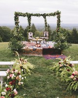 sanjay steven wedding ceremony chairs
