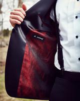shqipe zenel wedding jacket embroidery