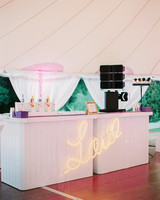 stephanie nikolaus wedding bar
