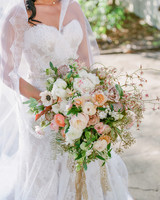 suzanne joseph wedding bouquet corbin gurkin