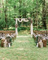 vanessa steven wedding ceremony site