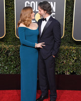 amy adams and darren le gallo 2019 golden globes