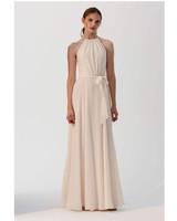 beige neutral bridesmaid dresses amsale kyra