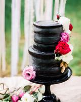 black wedding cake valorie darling sheilamae