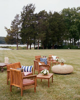 patriotic party lounge chairs