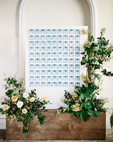 charla jesse wedding escort cards