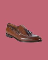 "Bruno Magli ""Fabiolo"" Leather Dress Loafers"