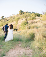 daphne jack wedding spain couple walking