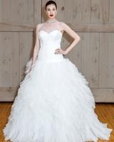 david's bridal ball gown wedding dress spring 2018