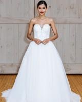 david's bridal lace sweetheart wedding dress spring 2018