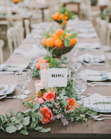 fruit and veggie centerpieces fondly forever