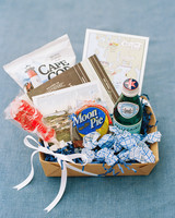 Nautical Welcome Box