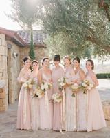 kathryn ian wedding bridesmaids