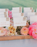 kathryn ian wedding escort cards