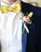 64 boutonnires you both will love martha stewart weddings katie brian wedding boutonniere 3096 s111885 0515g junglespirit Images