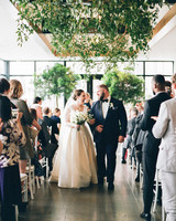 kelly drew new jersey wedding ceremony recessional