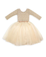 long sleeve flower girl dresses tutu couture