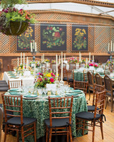 madelyn jon wedding reception table