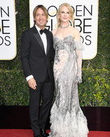 Nicole Kidman and Keith Urban Golden Globes 2017