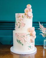 pastel wedding cake krista mason scootabaker