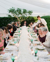 peony matthew england wedding reception dining table