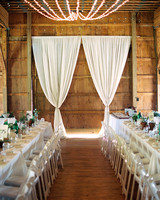 rachel elijah wedding barn curtains