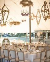 wedding tables tent