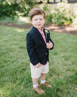 ring bearer boutonnieres hunter photographic