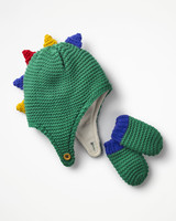 ring bearer gift guide boden dinosaur hat and gloves